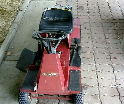 Rover Colt 5 Ride On Mower