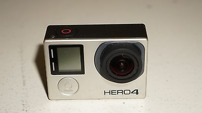 GoPro HERO4 Hero 4 Digital Camera/Camcorder -  Black Edition, 4K C312112