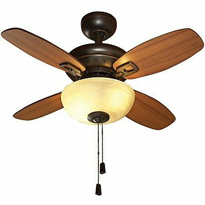 Lighting Ceiling Fans Roth 20 In Valdosta Dark Oil Rubbed Bronze Outdoor Fan L1120h Allen