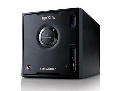 Buffalo Link Station Pro Quad LS-QVL 8TB 4-Bay