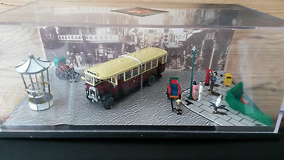 ABC model bus 1926 plsc leyland lion diarama new see pictures