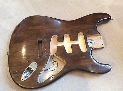 1972 Vintage Fender USA Stratocaster Strat Body Light Weight Just 4lbs 0oz