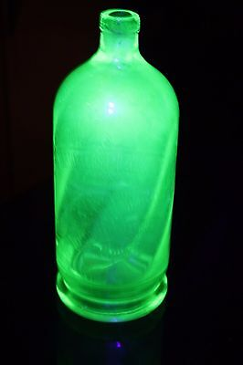 RARE Vaseline Mineral Water Bottle