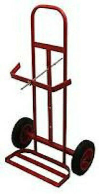 Oxygen & Acetylene welding and cutting Twin Cylinder Gas Bottle Trolley portable