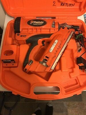paslode IM350+ nail gun 1st Fix Lot 10