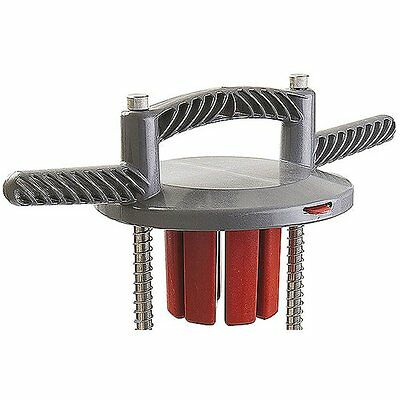 Matfer Bourgeat 215746 Fruit and Vegetable Wedger with 6-Segment Pusher