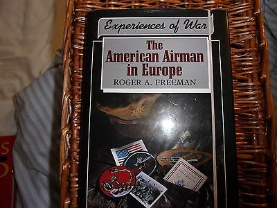 signed ww2 the american airman in europe book