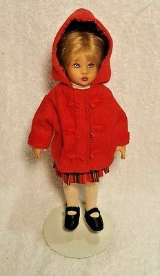 "Riley Red Coat Convention 8"" Doll Kish & Company 2006 Tonner Limited Edition 200"