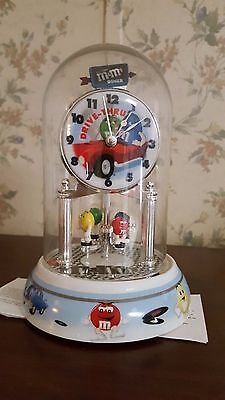 M&M's Anniversary Clock New  RARE Official Licensed Product