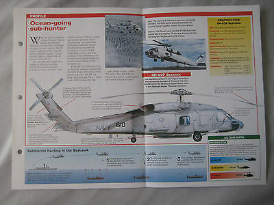 Aircraft of the World - Sikorsky S-60B/F Seahawk