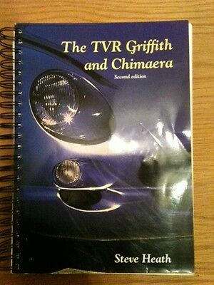TVR Griffith and Chimaera workshop manual