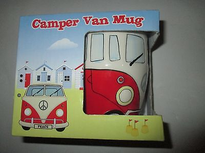 VW Camper Van Mug, New and in it's original packing.