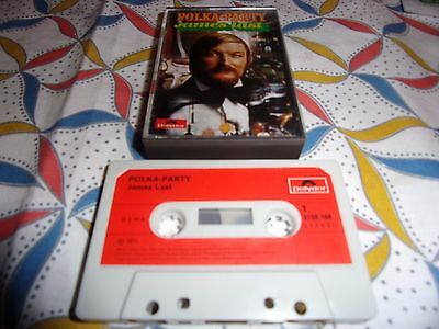 James Last - Polka-Party  - MC