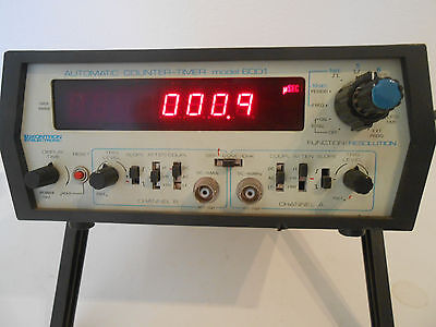 Kontron Automatic Couter-Timer Frequenz Zähler Model 6001