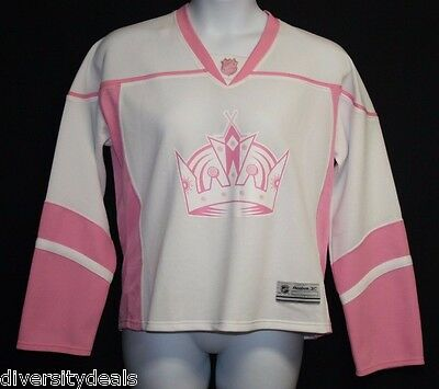 Reebok Nhl Hockey Licensed Los Angeles Kings Shirt, Size Xl, New Without Tags