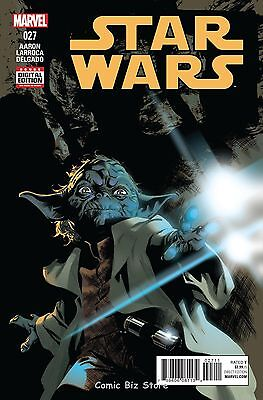 Star Wars #27 (2017) Marvel 1St Printing Bagged & Boarded
