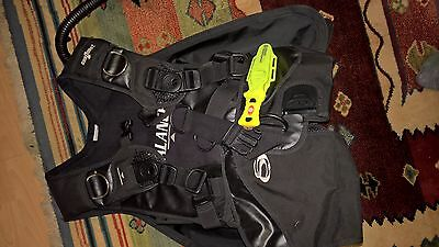 Scuba Diving Seaquest Balance BCD