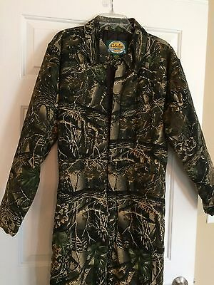 Cabela's For Kids Insulated Coveralls X Large Seclusion 3D Woodlands Print