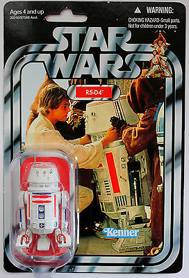 Star Wars The Vintage Collection Vc40 R5-D4 Droid Hasbro