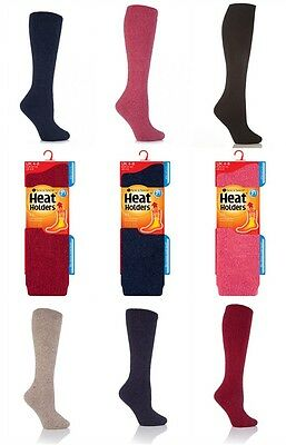 GENUINE Thermal Winter Warm Long WOOL Heat Holders Socks UK 4-8 EUR 37-42