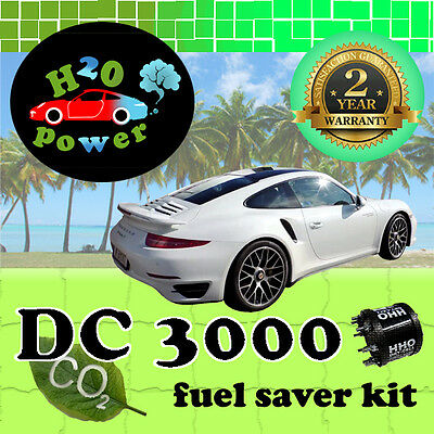 DC3000 HHO DRY CELL HYDROGEN GENERATOR KIT FOR VEHICLES FROM 2500cc TO 3400cc