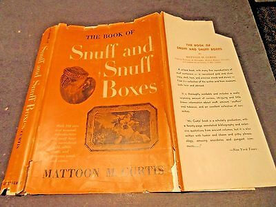 The Book Of Snuff And Snuff Boxes