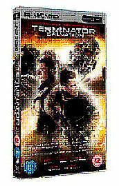 Terminator Salvation [UMD Mini for PSP], Good DVD, Helena Bonham-Carter, Common,