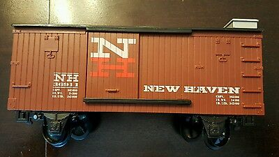 Scientific Toys G Gauge New Haven 36911 Freight Car