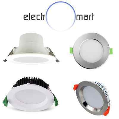 10W/12W/13W IP44 Dimmable & Non Dimmable LED DOWNLIGHT KIT WARM/DAYLIGHT WHITE
