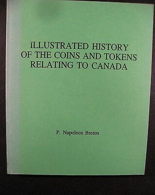 Illustrated History Of The Coins And Tokens Relating To Canada Breton