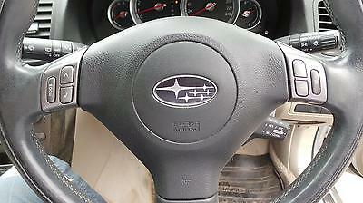Subaru Outback Right Front Air Bag, 4Th Gen, 09/03-08/06