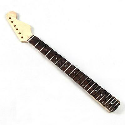 22 Frets Electric Guitar Replacement Maple Neck Rosewood Fingerboard F8T8
