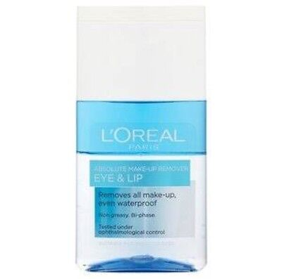 L'Oreal Gentle Eyes and Lips Make-Up Remover 125ml