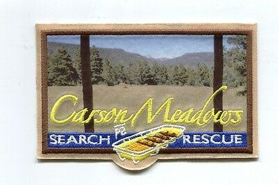 Patch From Philmont Scout Ranch-Outpost Camp- Carson Meadows