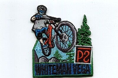 Patch From Philmont Scout Ranch-Outpost Camp- Whiteman Vega