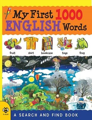 My First 1000 English Words: A Search and Find Book (My First 1000 Words) (Pape.