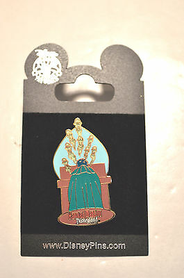 2007 Disneyland Haunted Mansion Pin 55048: - The Haunted Mansion - The Organist