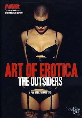 Art of Erotica: The Outsiders (2011, DVD NEW)
