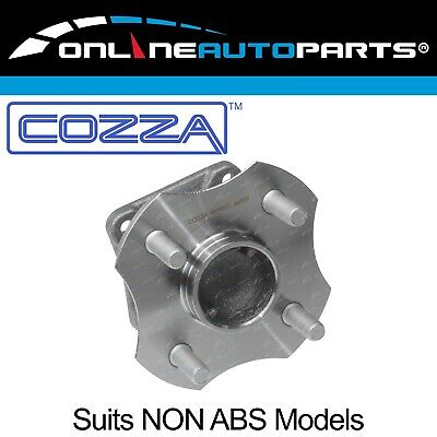 Rear Wheel Bearing Hub Assembly Kit Toyota Corolla ZZE122R 2001-2007 (NON ABS)