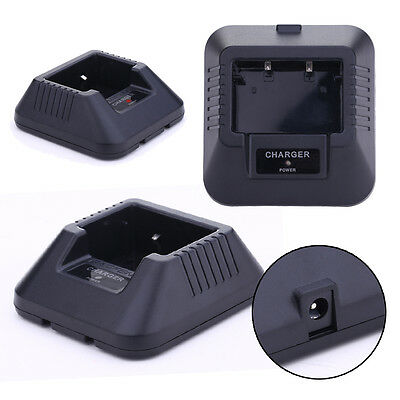 Radio Battery Desktop Charger Power Adapter for BAOFENG UV5R Serie Walkie Talkie