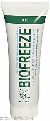 Biofreeze Shoulder and Arm Pain Relief Gel Tube 118ml