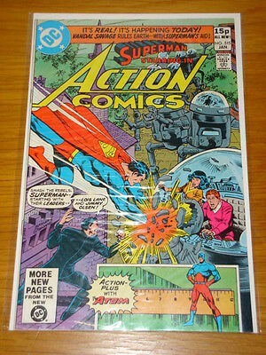 Action Comics #515 Dc Near Mint Condition Superman January 1981