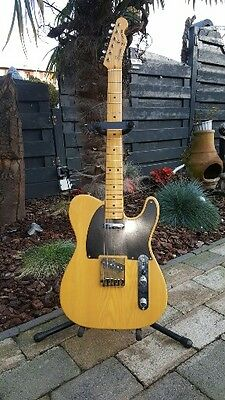 Squier JV 52 r.i. Butterscotch Blond 1983.