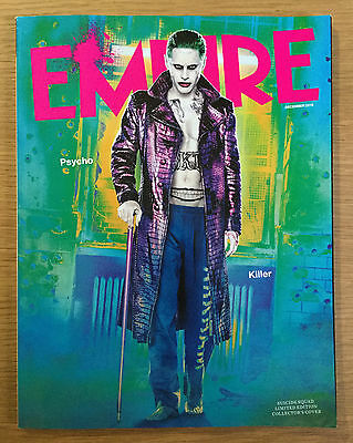 EMPIRE Magazine   Issue 318   December 2015   Limited Edition   Suicide Squad