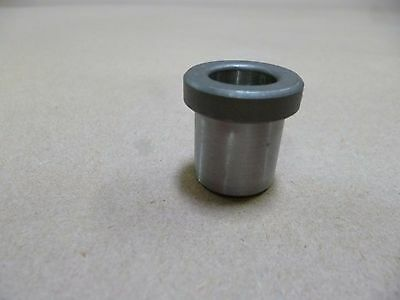 "1/2"" Id X 3/4"" Od X 1"" Tall 17-4 Stainless Flanged Standoff / Spacer / Bushing"