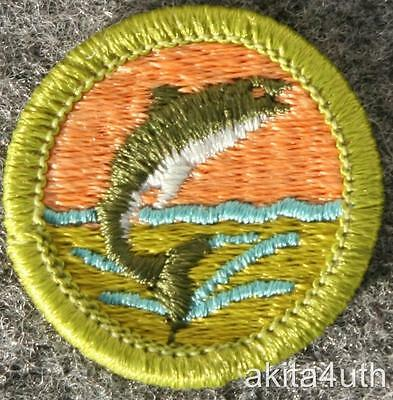 BSA Fishing Merit Badge - Boy Scout