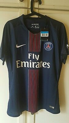 Maillot PSG 2016 2017 Taille M Neuf