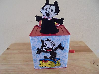 Felix the Cat Jack in the Box