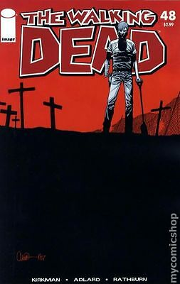 The Walking Dead Comic Issue #48 First Edition