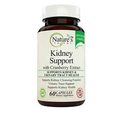 Kidney Cleanse & Detox Supplement Natural Kidney Cleanser Supports Kidney Health